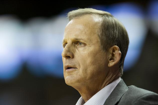 Texas Would Be Stupid to Fire Rick Barnes