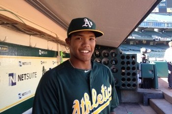 Impressive Russell Among Game's Top Prospects