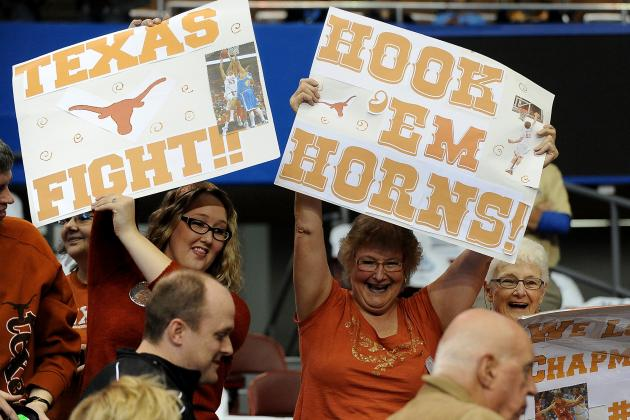 Longhorns to Host Open House Prior to Saturday's Home Game vs. TCU