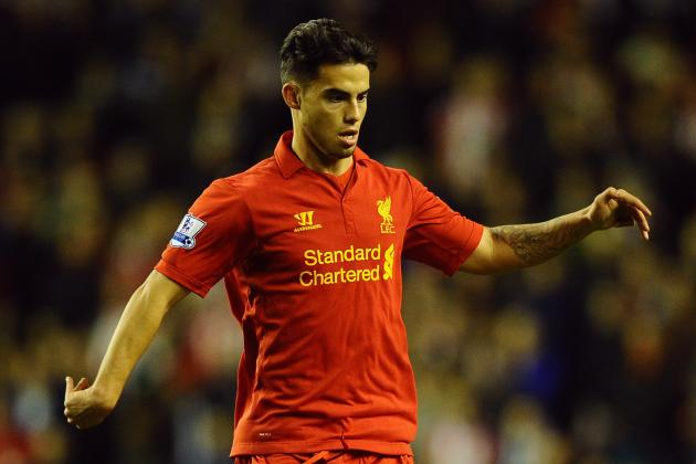 Suso Has Insisted He Is Not Going on Loan to Wigan and Is Happy at Liverpool