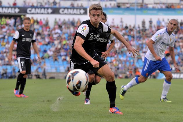 Arsenal Agree to Deal for Malaga Star Nacho Monreal