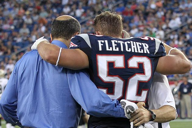 Patriots Re-Sign Restricted Free Agent Fletcher