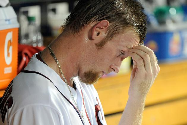 Stephen Strasburg: Shutdown 'Still Kind of a Sore Spot'