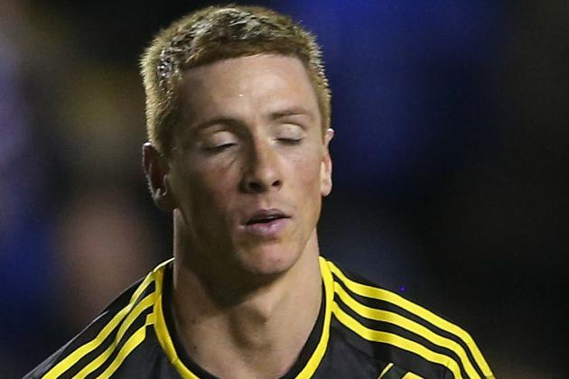 Fernando Torres: The Damning Statistics That Prove He Is Past His Best