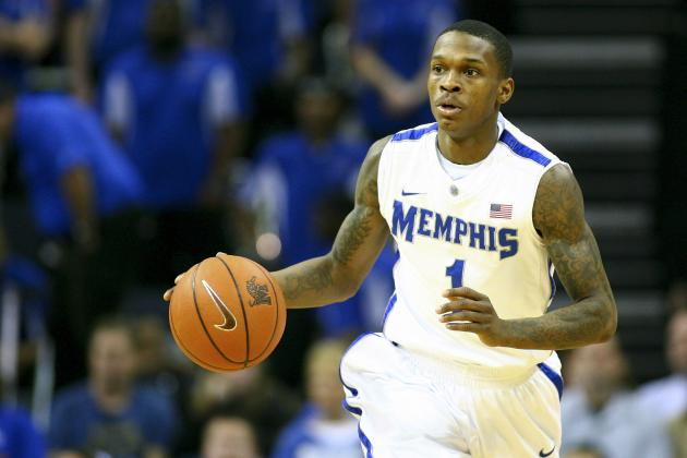 Jackson Paces Memphis Past East Carolina