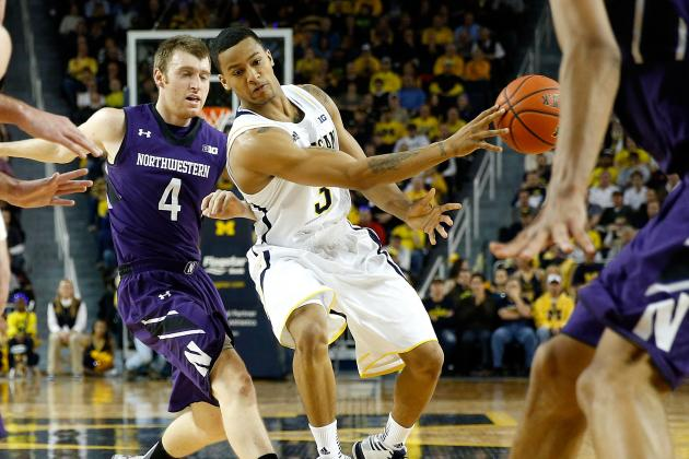 Michigan Basketball: The Blueprint to Beat the Wolverines