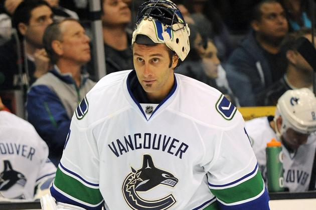 Roberto Luongo Gets Another Start vs. Chicago