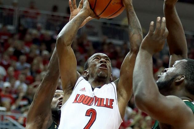 Russ Smith One of 12 Midseason Finalists for USBWA Player of the Year Award