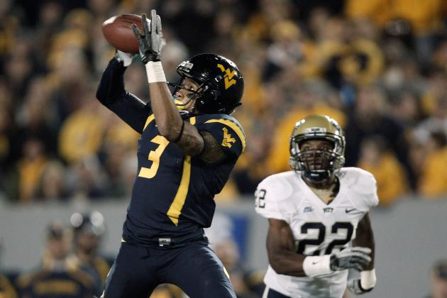 West Virginia Football: Why Tyler Boyd Should Ditch Pitt for the Mountaineers
