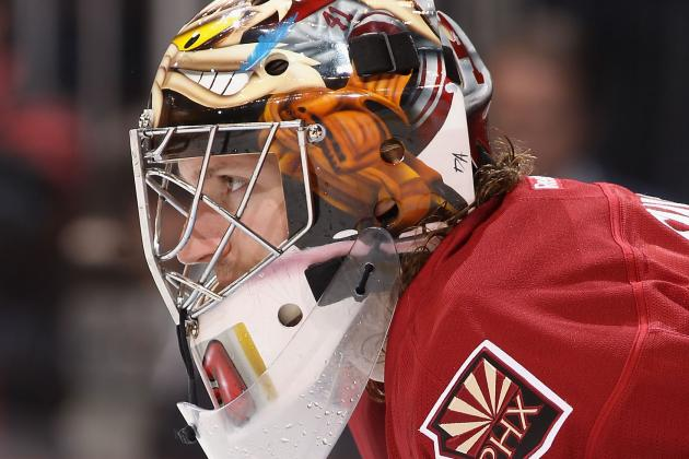Coyotes Expect Smith to Start in Goal on Friday