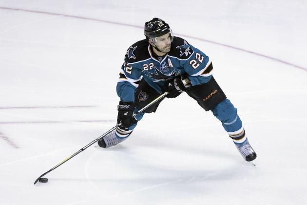 San Jose Sharks Notebook: Dan Boyle Misses Practice