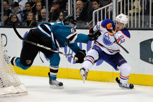 Oilers-Sharks Preview