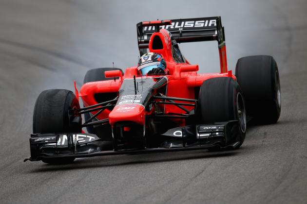 Marussia to Launch at Jerez