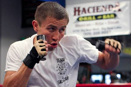 Golovkin's 7th Title Defense Scheduled for March