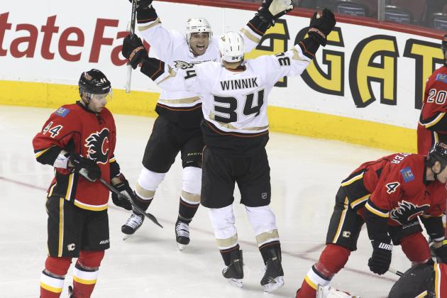 Calgary Flames Rebuild Long Overdue
