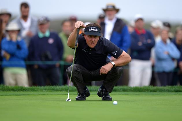 Phil Mickelson Shoots Course Record 60 at Phoenix Open on Day 1