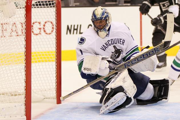 Is Luongo Back to Being No. 1?