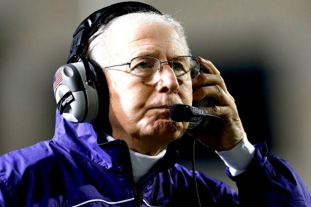 Kansas State Head Coach Bill Snyder's New 5-Year, $14.75 Million Dollar Deal