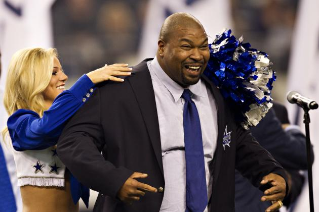 Breaking Down Hall of Fame Chances for Former Cowboys Larry Allen, Charles Haley