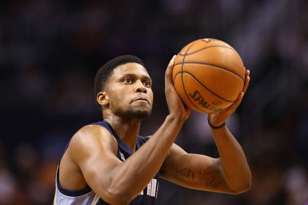Grizzlies vs. Thunder: Why Memphis Will Be Fine in 1st Game Without Rudy Gay