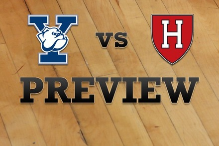 Yale vs. Harvard: Full Game Preview