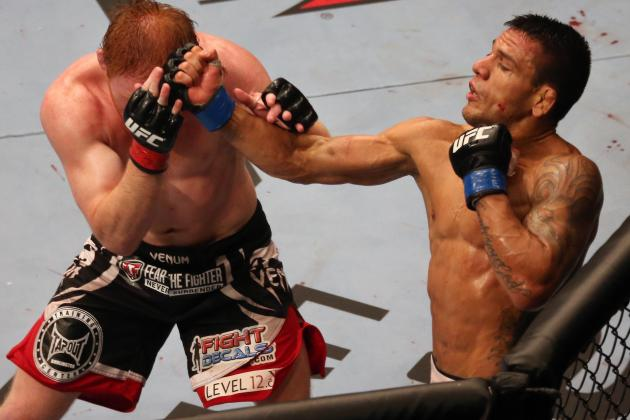 Mark Bocek Possibly Stiffed on UFC 154 Sponsorship Money by TapouT Affiliate