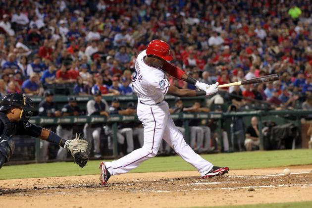 Rangers Need to Fit Jurickson Profar into Their Lineup; How Will They Do It?