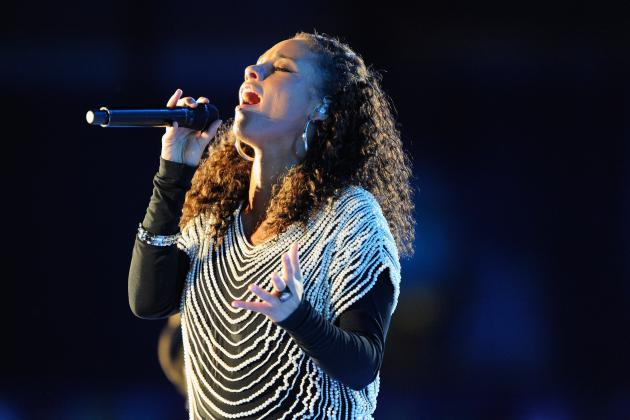 Breaking Down Super Bowl National Anthem and Alicia Keys' Star-Spangled Time