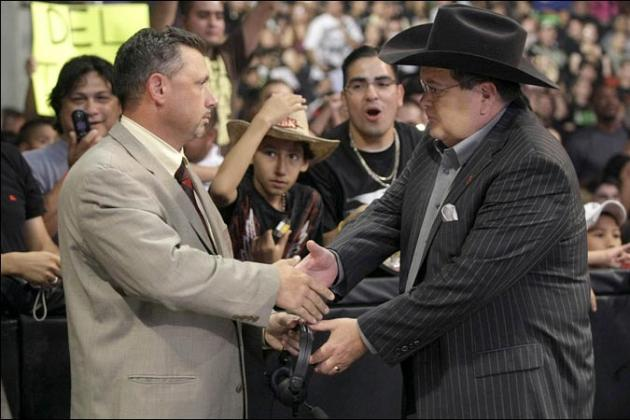 WWE Reportedly Pulls Jim Ross from NXT Booth, Will Not Bring Him Back Full-Time