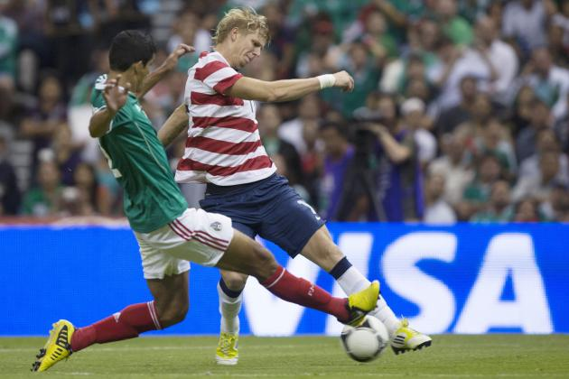 Brek Shea to Stoke: Why It Strengthens the U.S. National Team