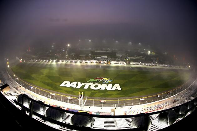 Daytona Speedway Construction May Impact Schedule