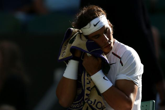 Men's Tennis: Can Rafael Nadal Ever Return to Prominence on Hard Courts?