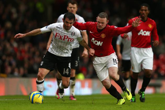 Fulham vs. Manchester United: Date, Time, Live Stream, TV Info and Preview
