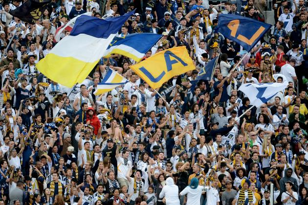MLS Finds Its Footing