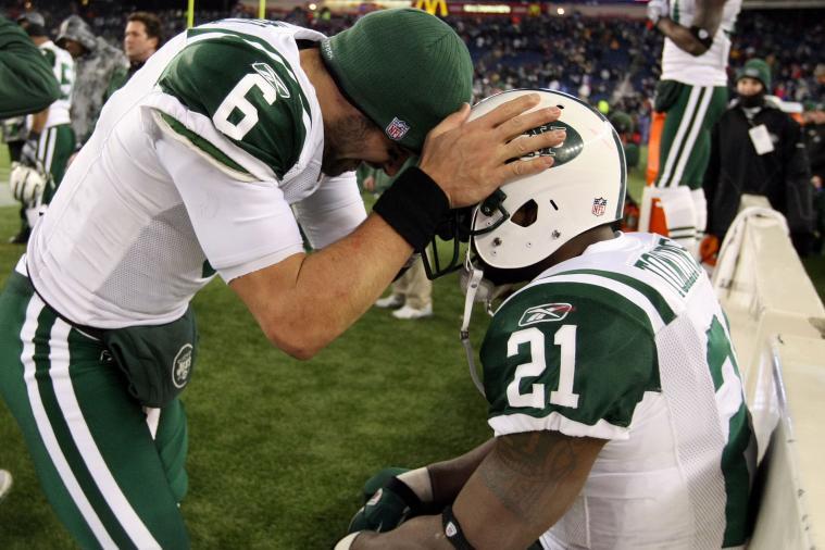 Tomlinson: Jets Failed to Develop Sanchez