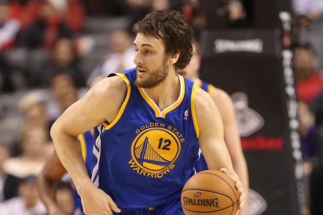 Andrew Bogut Likely Standing Alone as Golden State's Sole Reinforcement