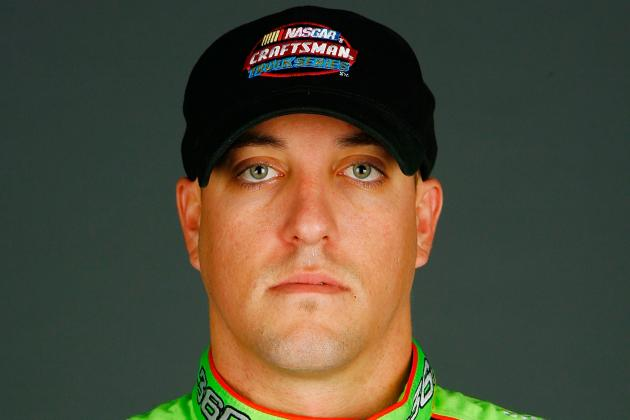 Former NASCAR Driver Tyler Walker Arrested After High-Speed Chase