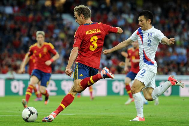 Arsenal Transfers: Gunners Sign Malaga Left-Back Nacho Monreal