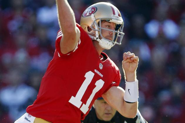 Report: 49ers' Alex Smith Could Join Kansas City Chiefs