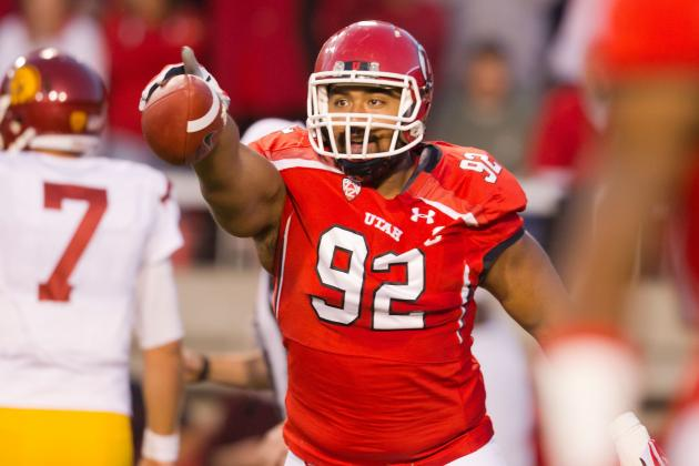 Oakland Raiders Draft Target: Utah Defensive Tackle Star Lotulelei