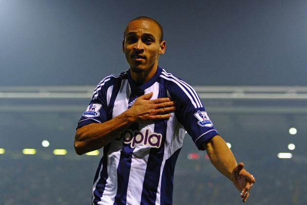West Brom Have Accused Peter Odemwingie of Acting