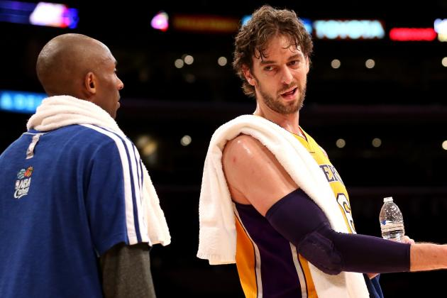 Lakers News and Rumors Recap: Pau Is Whining as Lakers Lose