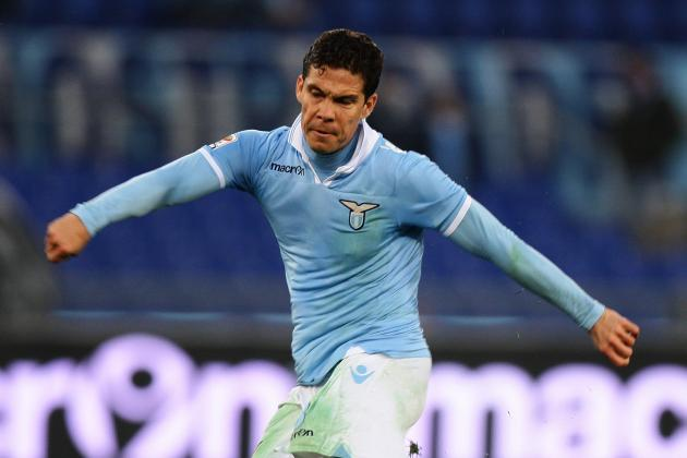 Lazio Star Hernanes Declares Himself Fit Following Head Injury