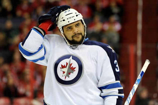 Jets Scratch Byfuglien vs. Panthers