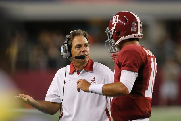 Alabama Football Recruiting: Nick Saban Smart to Make Offense New Focus