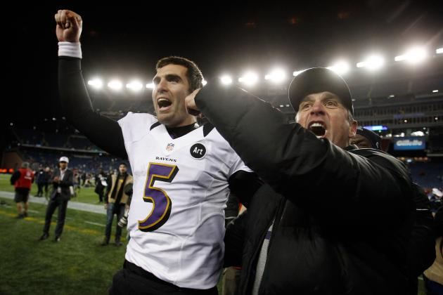 Joe Flacco, Ravens Will Hoist Lombardi Trophy in New Orleans