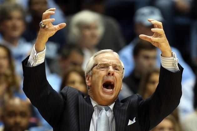 North Carolina Basketball: What's Gone Wrong for Roy Williams and Tar Heels?