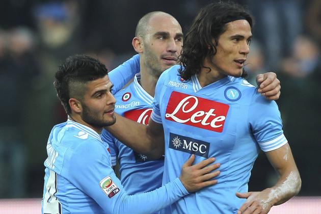 Napoli Is in Better Shape After January's Transfer Window Than in 2012