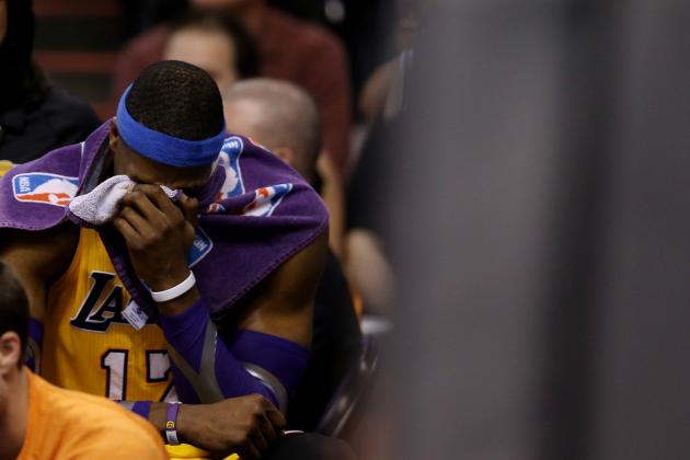 LA Lakers' Lack of Urgency Will Be Final Blow to Playoff Dreams