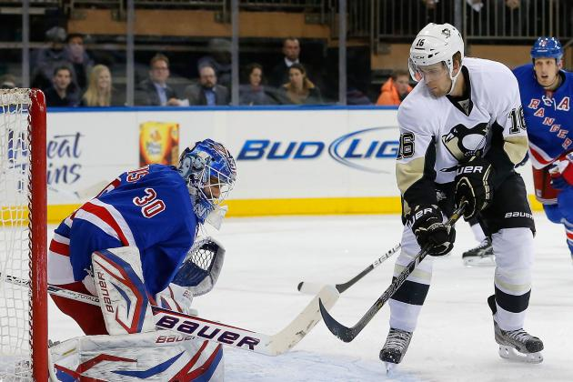 Uninspired Rangers Fall to Penguins